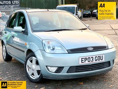 Ford Fiesta Hatchback 1.4 Flame Limited Edition 5dr