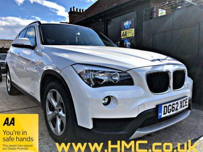 BMW X1 SUV 2.0 20d EfficientDynamics sDrive 5dr