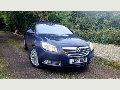 Vauxhall Insignia Saloon 2.0 CDTi Elite 4dr