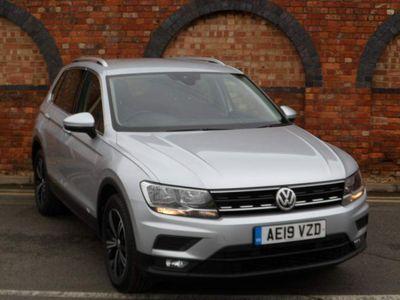 Volkswagen Tiguan SUV 2.0 TDI SE Navigation DSG (s/s) 5dr