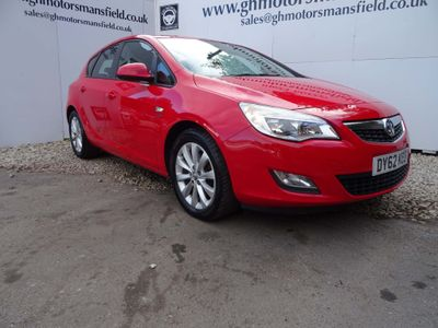VAUXHALL ASTRA Hatchback 1.7 CDTi Active 5dr