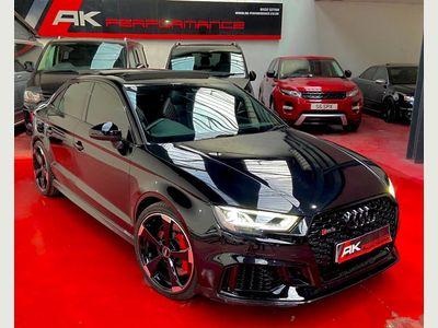 Audi RS3 Saloon 2.5 TFSI S Tronic quattro (s/s) 4dr