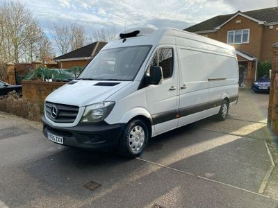 Mercedes-Benz Sprinter Panel Van 313 Temperature control FRIDGE euro5 LWB
