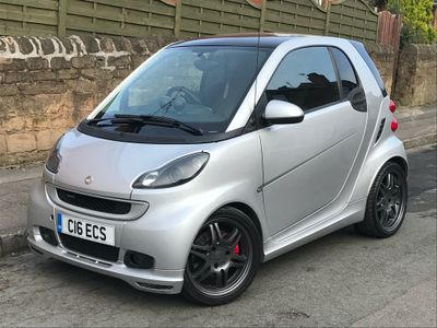Smart fortwo Coupe BRABUS 1.0 XCLUSIVE COUPE- SAT NAV