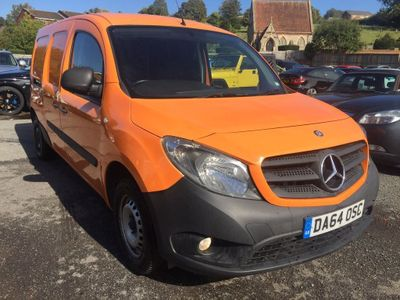 MERCEDES-BENZ CITAN Panel Van 1.5 CDI 109 Extra Long Panel Van 3dr