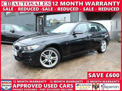 BMW 3 Series Estate 3.0 330d M Sport Touring Sport Auto xDrive (s/s) 5dr