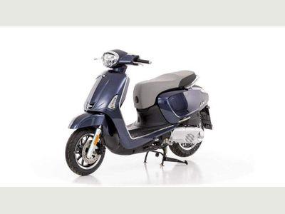 Kymco Like Scooter 125 125