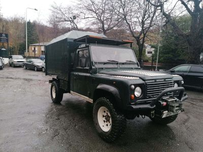 Land Rover Defender 130 Chassis Cab 2.5 TDi Crewcab Chassis