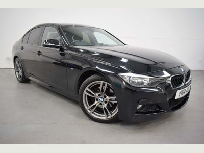 BMW 3 Series Saloon 2.0 320d BluePerformance M Sport (s/s) 4dr