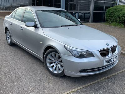 BMW 5 Series Saloon 4.0 540i SE 4dr
