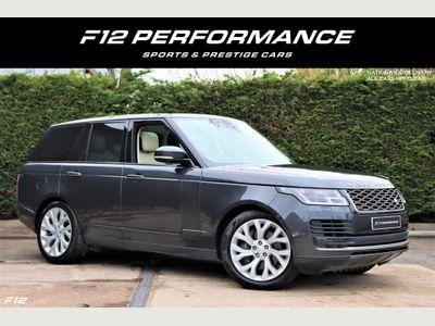 Land Rover Range Rover SUV 4.4 SD V8 Vogue SE Auto 4WD (s/s) 5dr