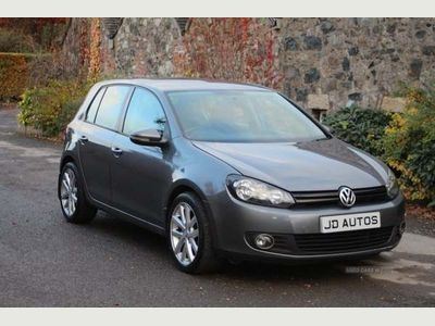 Volkswagen Golf Hatchback 2.0 TDI CR S 5dr