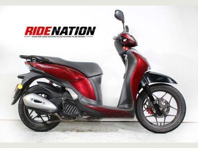 Honda SH MODE Scooter 125