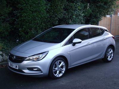 Vauxhall Astra Hatchback 1.6 CDTi BlueInjection SRi (s/s) 5dr