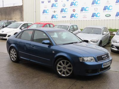 Audi A4 Saloon 1.8 T Limited Edition 4dr
