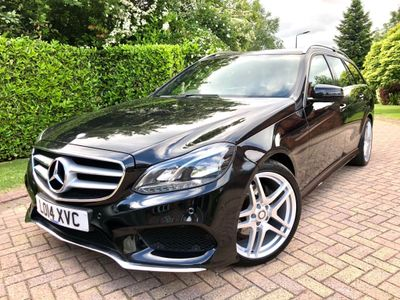 Mercedes-Benz E Class Estate 2.1 E300dh BlueTEC AMG Sport 7G-Tronic Plus 5dr