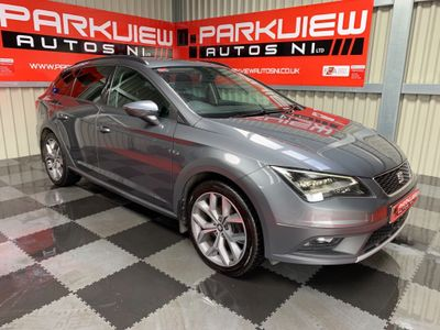 SEAT Leon Estate 2.0 TDI X-PERIENCE SE Technology (Lux Pack) Sport Tourer 4WD (s/s) 5dr