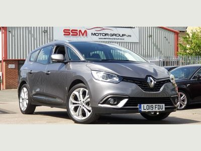 Renault Grand Scenic MPV 1.3 TCe Iconic (s/s) 5dr