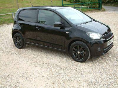 SKODA Citigo Hatchback 1.0 MPI Black Edition 5dr