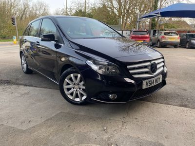 Mercedes-Benz B Class Hatchback 1.5 B180 CDI ECO SE 5dr