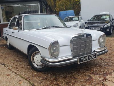 Mercedes-Benz 250 Saloon SE Automatic