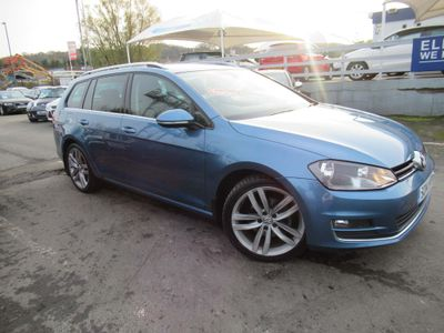 Volkswagen Golf Estate 2.0 TDI GT 5dr