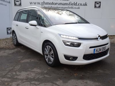 Citroen Grand C4 Picasso MPV 1.6 e-HDi Airdream Exclusive 5dr