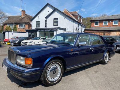 Rolls-Royce Silver Dawn Saloon 6.8 4dr