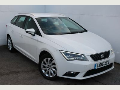 SEAT Leon Estate 2.0 TDI SE Technology Business ST (s/s) 5dr