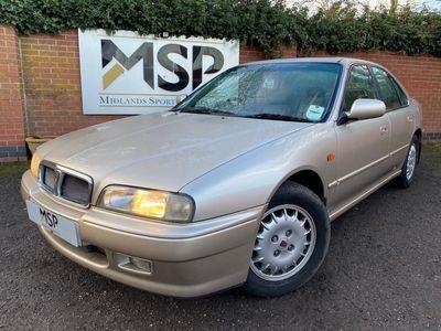 Rover 600 Saloon 2.3 623 GSi 4dr