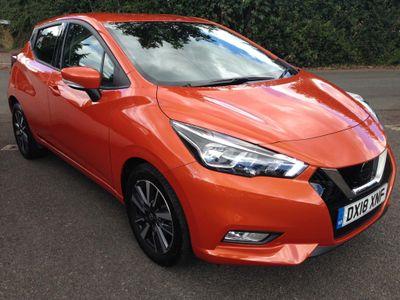 Nissan Micra Hatchback 0.9 IG-T Acenta (s/s) 5dr