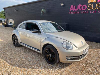 Volkswagen Beetle Hatchback 2.0 TDI BlueMotion Tech Sport DSG (s/s) 3dr