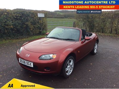 Mazda MX-5 Convertible 1.8 Option Pack 2dr