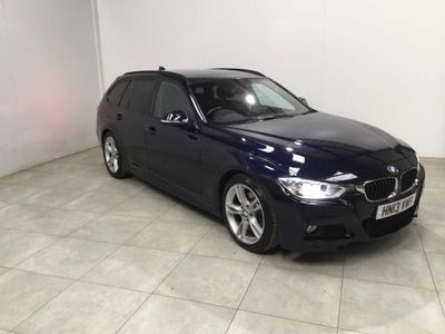 BMW 3 Series Estate 2.0 325d M Sport Touring (s/s) 5dr