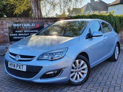 Vauxhall Astra Hatchback 1.7 CDTi ecoFLEX Elite (s/s) 5dr