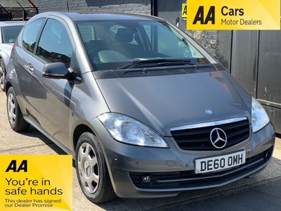 Mercedes-Benz A Class Hatchback 1.5 A160 BlueEFFICIENCY Classic SE 3dr