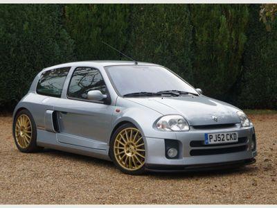 Renault Clio Hatchback 3.0 V6 Renaultsport 3dr