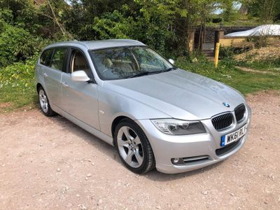 BMW 3 Series Estate 2.0 320d Exclusive Edition Touring 5dr