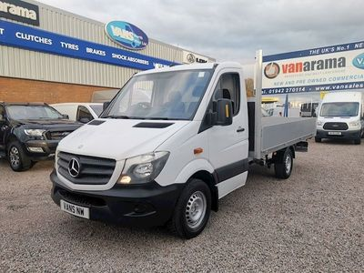 Mercedes-Benz Sprinter Dropside 313 Cdi