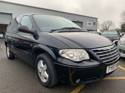 Chrysler Grand Voyager MPV 2.8 CRD Executive 5dr