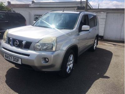 Nissan X-Trail SUV 2.0 dCi Sport Expedition 5dr