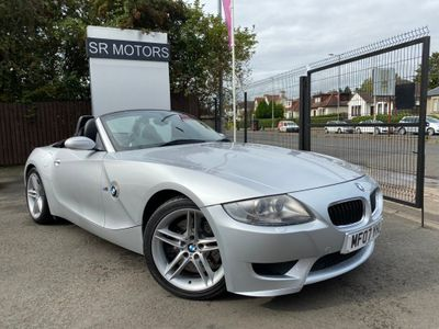 BMW Z4M Convertible 3.2 2dr