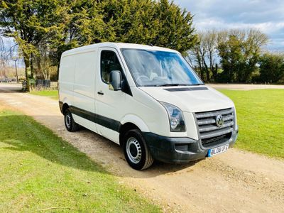 Volkswagen Crafter Unlisted 35 2.5 109 mwb