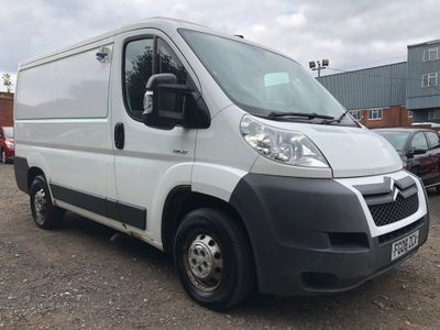 Citroen Relay Temperature Controlled 2.2 HDi 35 L3 Refrigerated High Roof Van 4dr