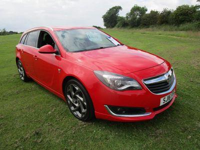 Vauxhall Insignia Estate 2.0 CDTi SRi VX Line Nav Sport Tourer (s/s) 5dr