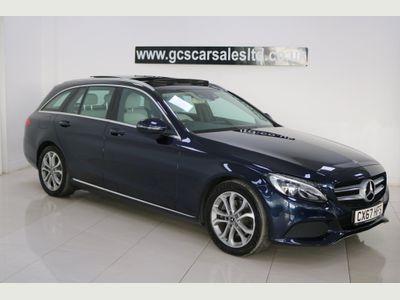 Mercedes-Benz C Class Estate 2.1 C220d Sport G-Tronic+ (s/s) 5dr