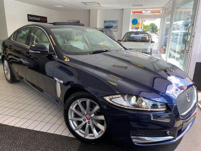 Jaguar XF Saloon 2.2d Premium Luxury (s/s) 4dr