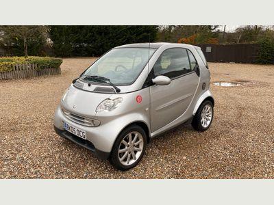 Smart fortwo Hatchback 0.7 City Passion 3dr
