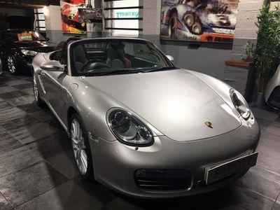 Porsche Boxster Convertible 3.2 987 S 2dr