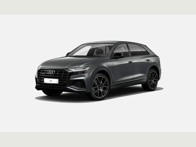 Audi Q8 SUV 3.0 TFSI V6 55 Black Edition Tiptronic quattro (s/s) 5dr